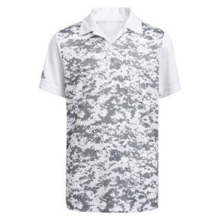 Polo jongen adidas Digital Camouflage