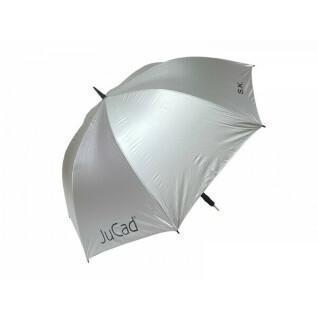 Paraplu met automatisch openingsmechanisme met as JuCad
