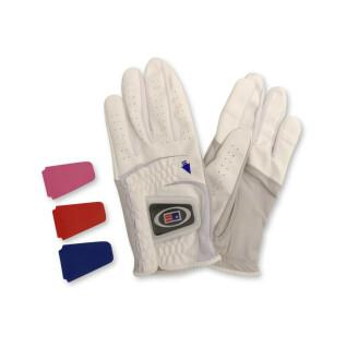 Lederen handschoenen rechtshandig kind U.S Kids Golf cabretta
